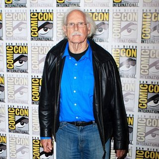 Bruce Dern in San Diego Comic-Con International 2015 - The Hateful Eight - Press Room