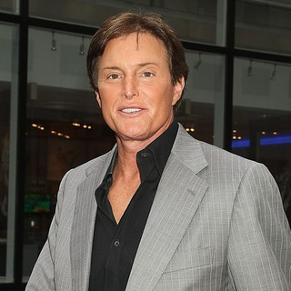 Bruce Jenner in Bruce Jenner at NBC Studios for An Appearance on Today