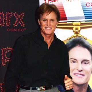 Bruce Jenner in Bruce Jenner Meets and Greets Fans at Olympian Weekend