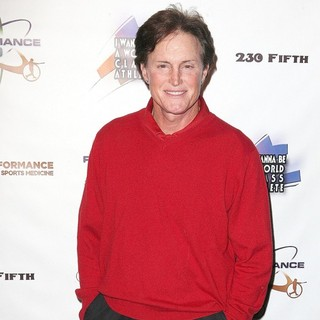 Bruce Jenner in The Performance 3D Demonstration