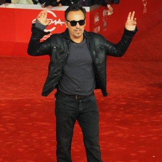 Bruce Springsteen in 5th International Rome Film Festival - The Promise The Making of Darkness on the Edge of Town