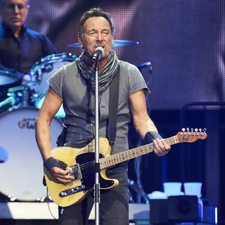 Bruce Springsteen Performing on His The River Tour 2016