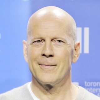Bruce Willis in Looper Press Conference Photo Call - During The 2012 Toronto International Film Festival