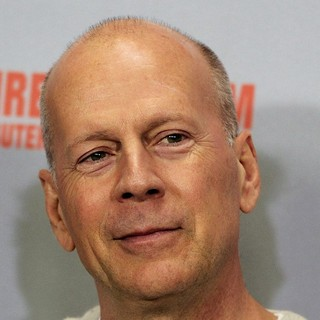 Bruce Willis in The German Photocall of A Good Day to Die Hard