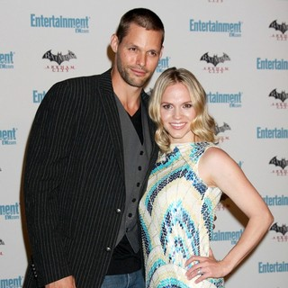 Justin Bruening, Alexa Havins in Comic Con 2011 Day 3 - Entertainment Weekly Party - Arrivals