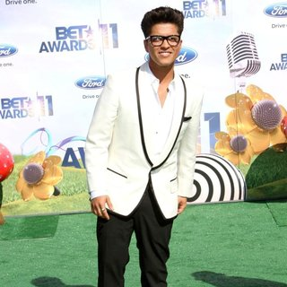 Bruno Mars in BET Awards 2011