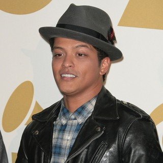 Bruno Mars in The GRAMMY Nominations Concert Live