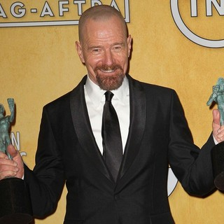 Bryan Cranston in 19th Annual Screen Actors Guild Awards - Press Room