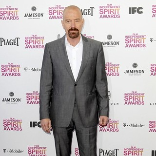 Bryan Cranston in 2013 Film Independent Spirit Awards - Arrivals