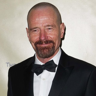 Bryan Cranston in The Weinstein Company's 2013 Golden Globe Awards After Party