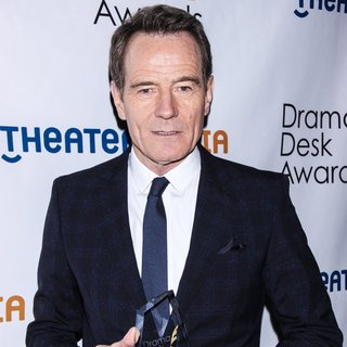 Bryan Cranston in 2014 Drama Desk Awards - Press Room