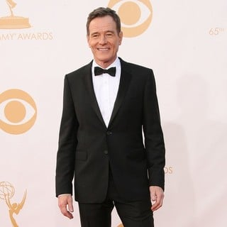 Bryan Cranston in 65th Annual Primetime Emmy Awards - Arrivals
