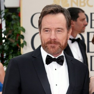 Bryan Cranston in The 69th Annual Golden Globe Awards - Arrivals