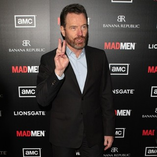Bryan Cranston in AMC's Special Screening of Mad Men Season 5 - Arrivals