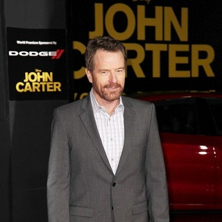 Bryan Cranston in Premiere of Walt Disney Pictures' John Carter