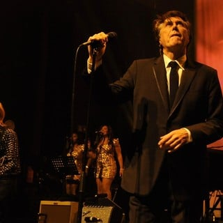 Bryan Ferry in Bryan Ferry Performing Live at O2 Shepherd's Bush Empire
