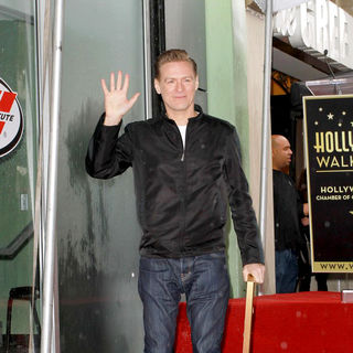 Bryan Adams in Bryan Adams Receives The 2,435th Star on The Hollywood Walk of Fame