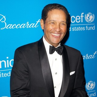 Bryant Gumbel in 8th Annual UNICEF Snowflake Ball