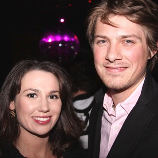 Natalie Bryant, Taylor Hanson in Paper Magazine 5th Annual Nightlife Awards