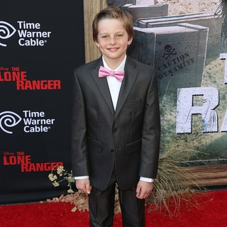Bryant Prince in The World Premiere of Disney-Jerry Bruckheimer Films' The Lone Ranger
