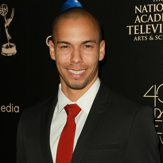 Bryton James in The 40th Annual Daytime Emmy Awards - Arrivals