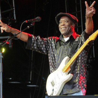 Buddy Guy in Orlando Calling Music Festival - Day 2