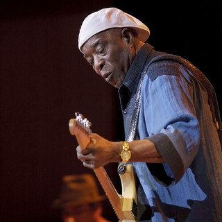 Buddy Guy in Buddy Guy Performing at Manchester Bridgewater Hall