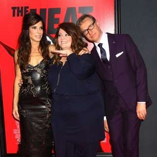 Melissa McCarthy - New York Premiere of The Heat - Red Carpet Arrivals