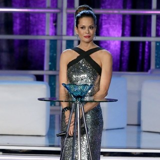 Brooke Burke in 2013 Miss America Final Competition
