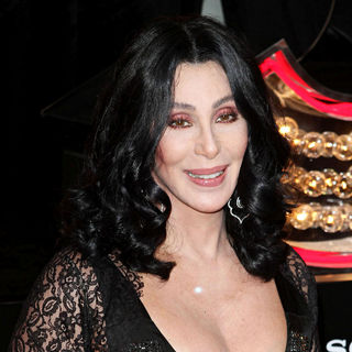 "Cher in Los Angeles Premiere of ""Burlesque"""