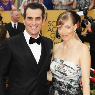 Ty Burrell in 21st Annual SAG Awards - Arrivals - burrell-21st-annual-sag-awards-01