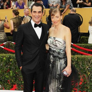 Ty Burrell in 21st Annual SAG Awards - Arrivals - burrell-21st-annual-sag-awards-02
