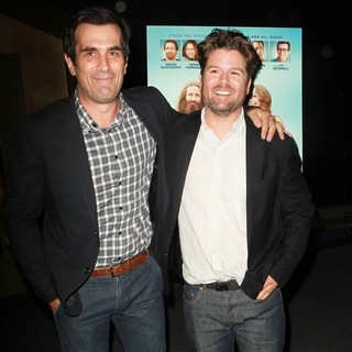 Ty Burrell, Christopher Neil in The Premiere of Image Entertainment's Goats