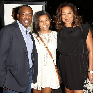 Los Angeles Premiere of 12 Years a Slave - burton-cozart-premiere-12-years-a-slave-01