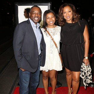 Los Angeles Premiere of 12 Years a Slave - burton-cozart-premiere-12-years-a-slave-02