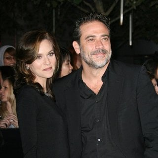 Hilarie Burton, Jeffrey Dean Morgan in The Twilight Saga's Breaking Dawn Part I World Premiere