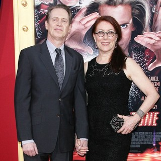 Steve Buscemi, Jo Andres in Los Angeles Premiere of The Incredible Burt Wonderstone