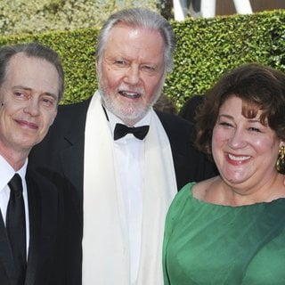 Steve Buscemi, Jon Voight, Margo Martindale in 2014 Creative Arts Emmy Awards - Arrivals
