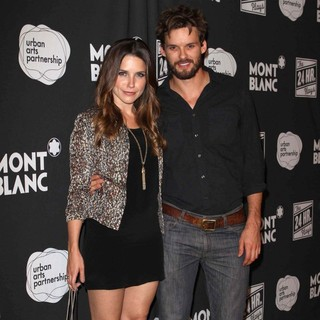 Sophia Bush, Austin Nichols in Montblanc Presents West Coast Debut of The 24 Hour Plays