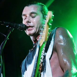 Gavin Rossdale, Bush in Bush Performing on Stage