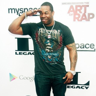 Busta Rhymes in The New York Premiere of Something from Nothing: The Art of Rap
