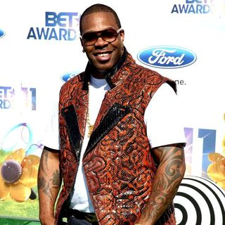 Busta Rhymes in BET Awards 2011