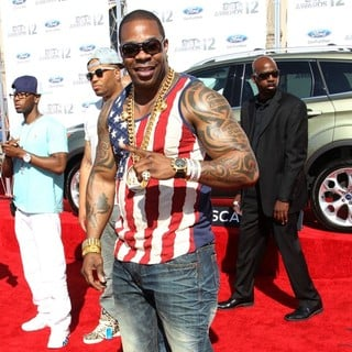 Busta Rhymes in The BET Awards 2012 - Arrivals