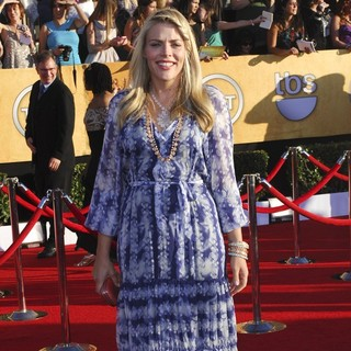 Busy Philipps in The 18th Annual Screen Actors Guild Awards - Arrivals