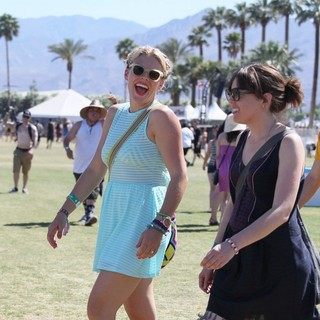 Busy Philipps in Celebrities at The 2012 Coachella Valley Music and Arts Festival - Week 2 Day 1