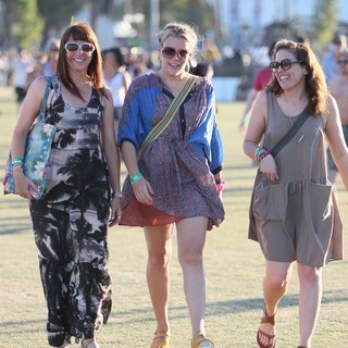 Busy Philipps in Celebrities at The 2012 Coachella Valley Music and Arts Festival - Week 2 Day 2