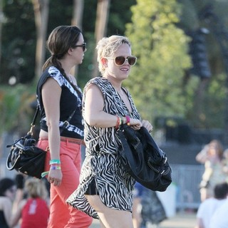 Busy Philipps in Celebrities at The 2012 Coachella Valley Music and Arts Festival - Week 2 Day 3