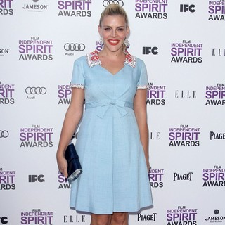 Busy Philipps in 27th Annual Independent Spirit Awards - Arrivals