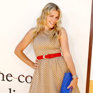 Busy Philipps in Winnie the Pooh Premiere