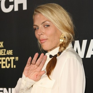 Busy Philipps in Los Angeles Premiere of End of Watch